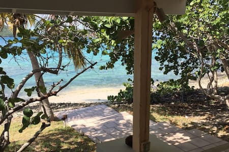 TAMARINDO BEACH APT 1B - Culebra - Lejlighed