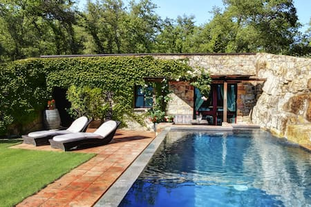 Cottage Romantico nel cuore del Chianti - Gaiole In Chianti