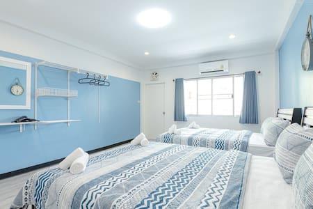 Blue ocean house ★5mins WALK to LEE GARDEN★
