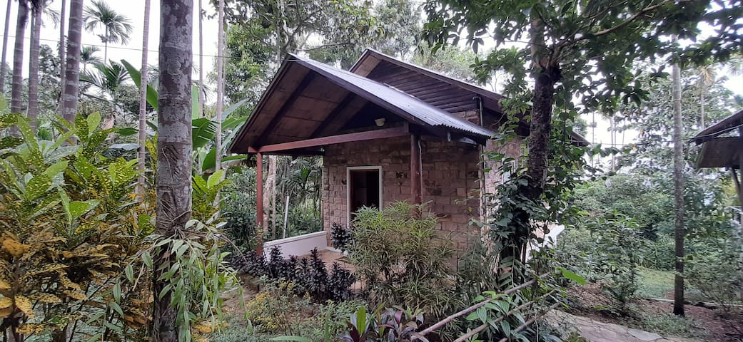 Areca Cottages Mawlynnong.