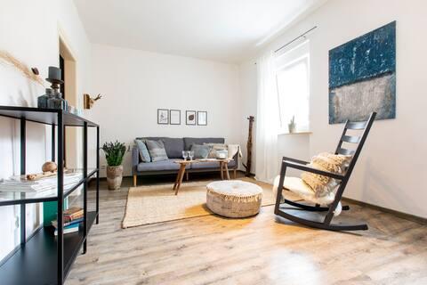 Weinheim - gemütliche 66 m² Maisonette Wohnung