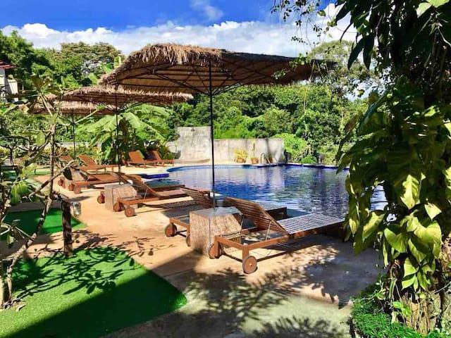 Samet! Studio 2 swimming pool new