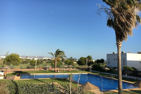 Close to beach, golf,  pool and your own terrace - Almería