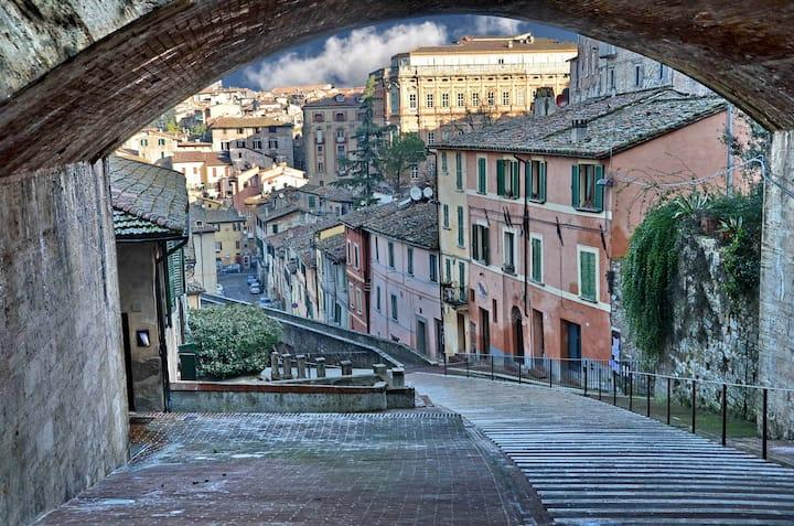 Grazioso appartamento in Perugia