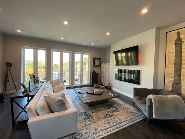 Room for Rent in Large Luxurious Modern Apartment
