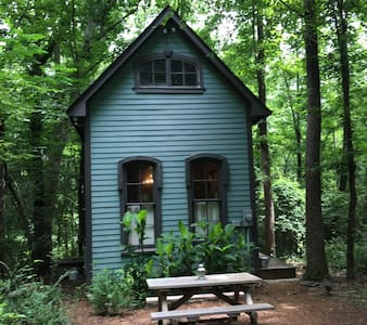 The Cottage at Sweet Olive Farm - secluded & cozy