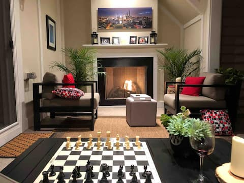 Luxury townhome in Frederick