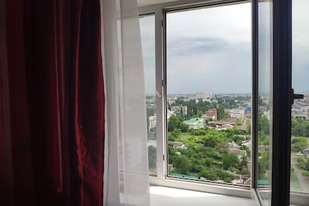 Apartment near downtown Voronezh