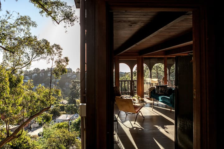 Historic Hilltop John Lennon Home in Laurel Canyon