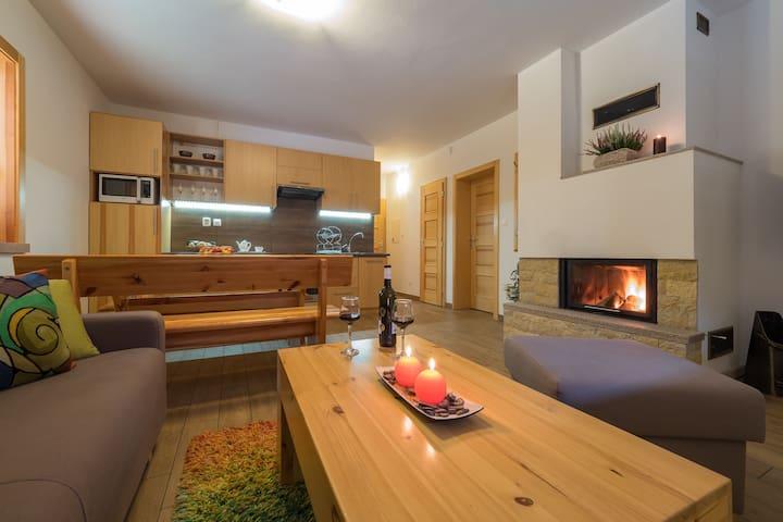 Apartment #2 Kongen - Jasná Lúčky