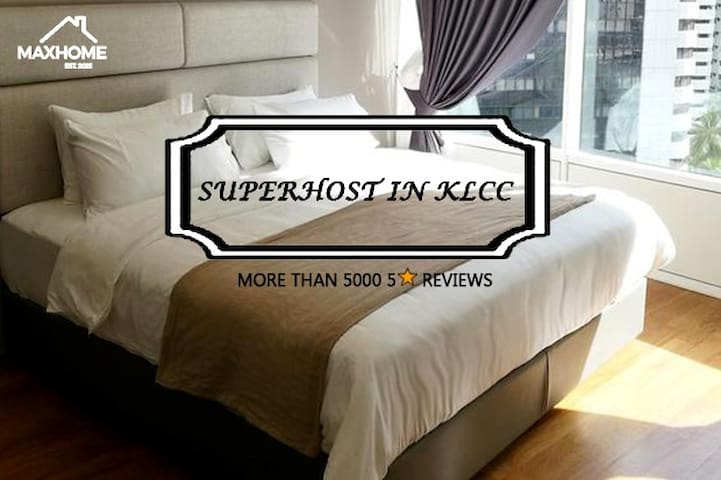 500m to Petronas Twin Tower Cozy Room 92A