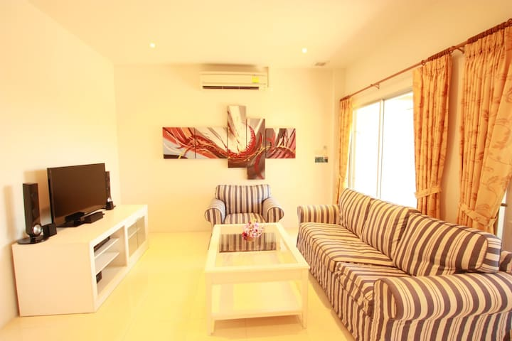 Lovely Apartment in Beautiful Natural Surroundings - Bang Sa-re - Appartement