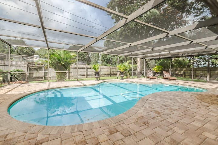Clearwater Home with Private Pool!