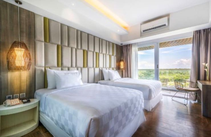 Hotelroom in NusaDua with special offer+breakfast