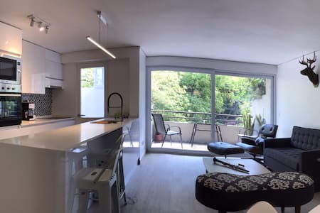 LINDO, COMODO Y COMPLETO DEPTO EN LUIS PASTEUR - Vitacura - Apartamento