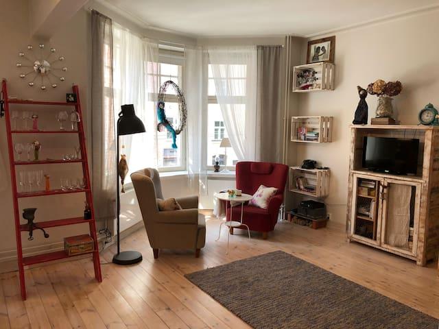 Idyllic apartment Helsinki Center Kamppi