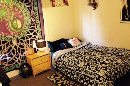 Hostel Comfy bedroom apartment near ballpark - San Francisco