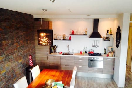 Sfeervol appartement in Leusden - Leusden