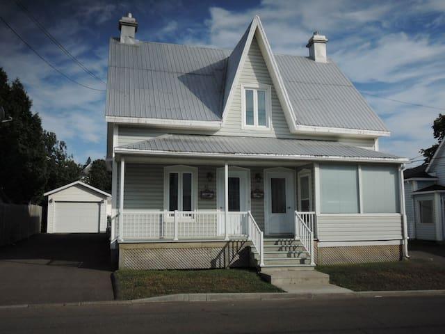 La maison Frontenac          CITQ#301938