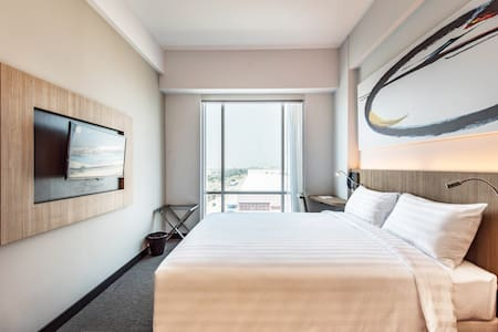 Cozy Hotel in Cikarang Area - ENSO HOTEL