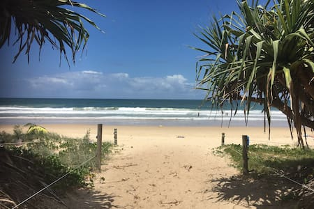 Across from beach - Sunshine Coast - Maroochydore