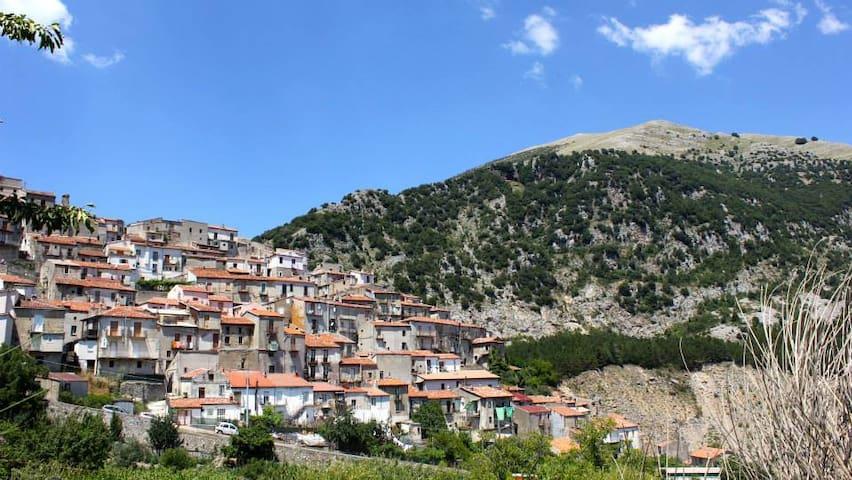 Casa dei due parchi - Castelsaraceno - Apartment