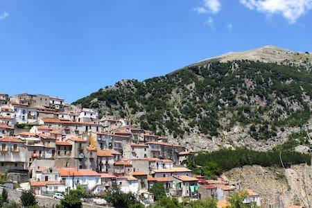 Casa dei due parchi - Castelsaraceno