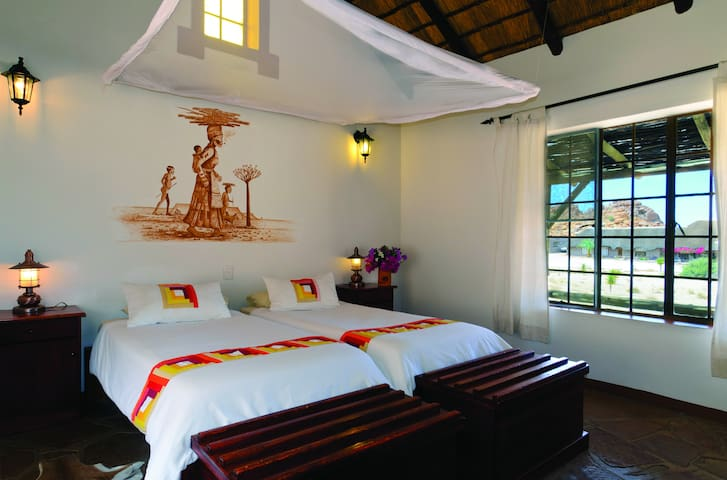 Twin Room - Canyon Village