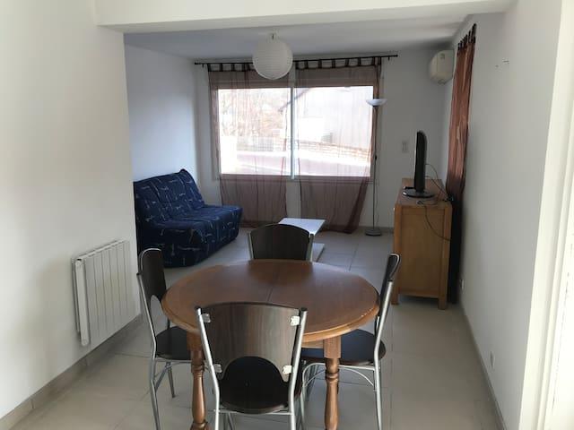 Appartement T2 au cœur de la Lozère