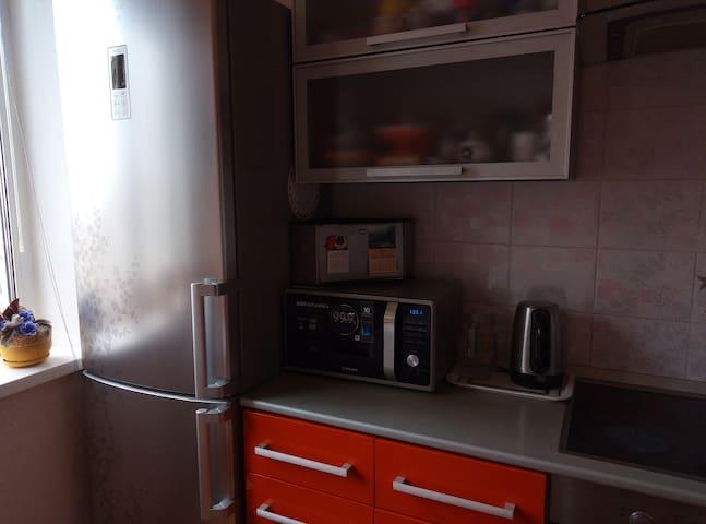 Уютная квартира на Московском
