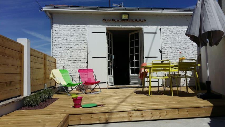 Les Belles Filles - L'Aiguillon-sur-Mer - Huis
