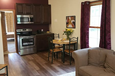 Newly Finished beautiful Mother-in-Law Apartment! - Bayport - Apartment