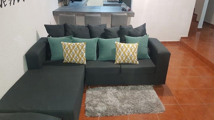 Habitación sencilla en Toluca