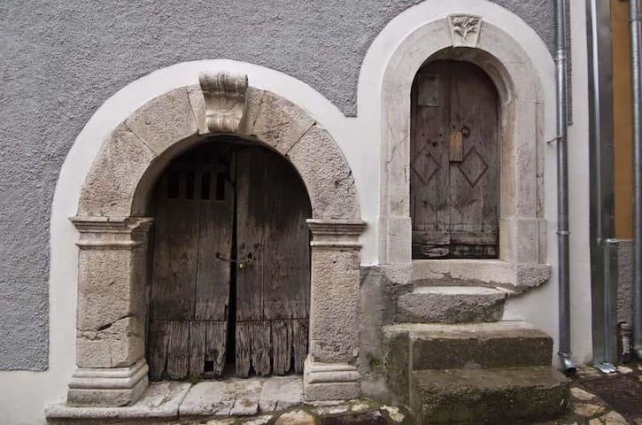 Casa storica del Maniscalco - Santomenna - Dům
