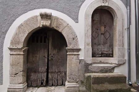 Casa storica del Maniscalco - Santomenna - Hus