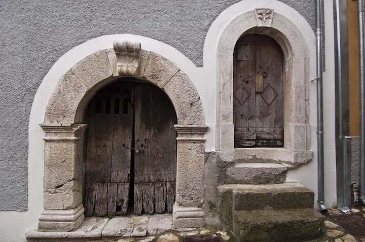 Casa storica del Maniscalco