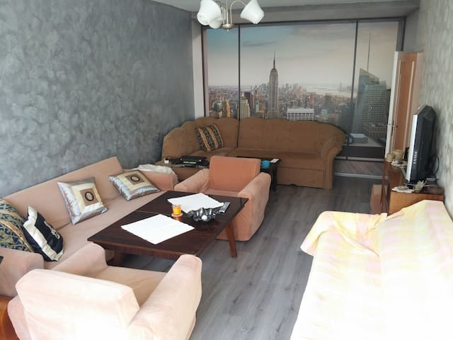 A room in a two-room flat in Sofia - 索非亞 - 公寓