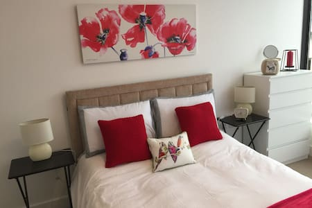 Private 1 Bed Luxury Apartment - Appartement