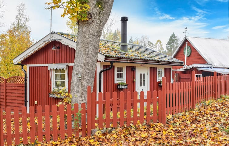 Holiday cottage with 1 room on 28m² in Läckeby