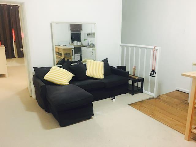1 Bedroom flat in the heart of Newtown - Newtown - Apartamento