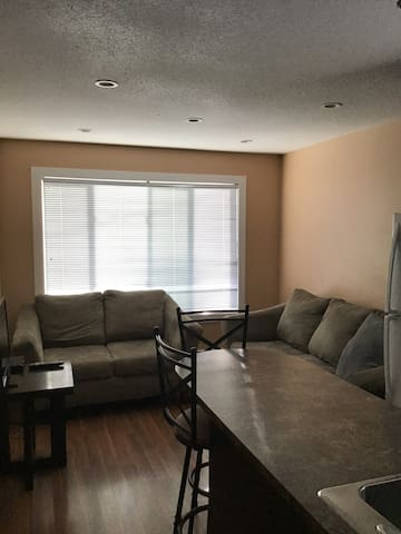 Comfy 1 bedroom suite close 2 hospital & downtown