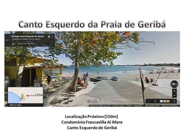 Casa Canto Esquerdo Praia de Geriba