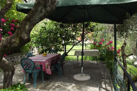 Studio ten minutes from beach and railways station - Bonassola