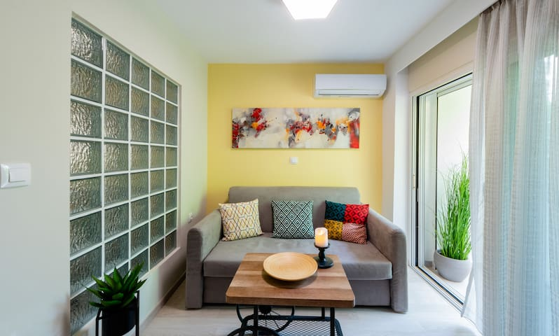 Living room #1 / Καθιστικό #1