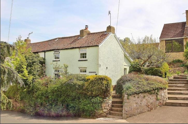 Cosy 300 year old stone built cottage - Easton-in-Gordano - Ev