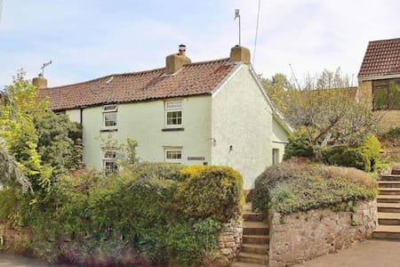 Cosy 300 year old stone built cottage - Easton-in-Gordano