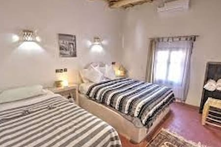 Double Room or Twin in dades gorge