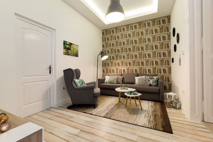Luxury 2BR apt in the heart of Budapest