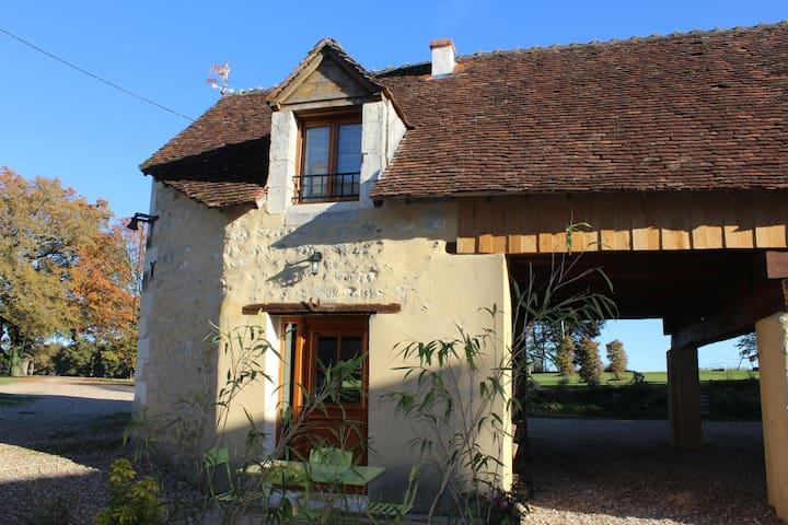 Gîte 45m² pour4 près Zoo de Beauval - Châteauvieux - Дом