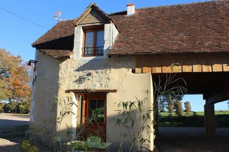 Gîte 45m² pour4 près Zoo de Beauval - Châteauvieux - House